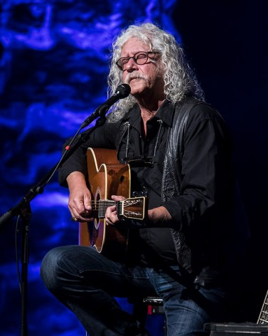Arlo Guthrie at the Lobero Theatre 4/11/17