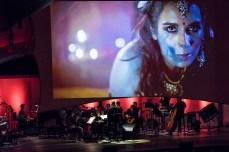 """""""Radhe Radhe"""" by Prashant Bhargava & Vijay Iyer - Ojai Music Festival 6/10/17 Libbey Bowl"""