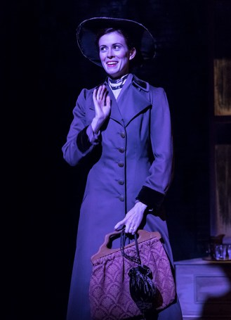 """Sara Brophy as Anna in Alan Knee's """"Syncopation"""" - Ensemble Theatre Co. 6/7/17 The New vic Theatre"""