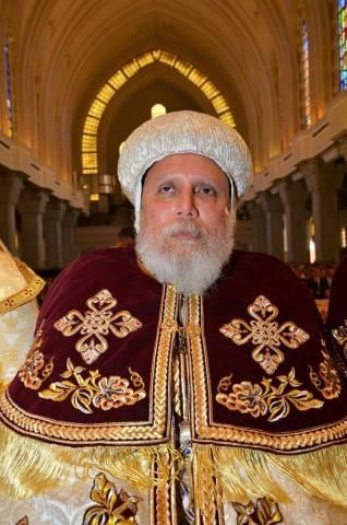H.G. Bishop Iklemandos