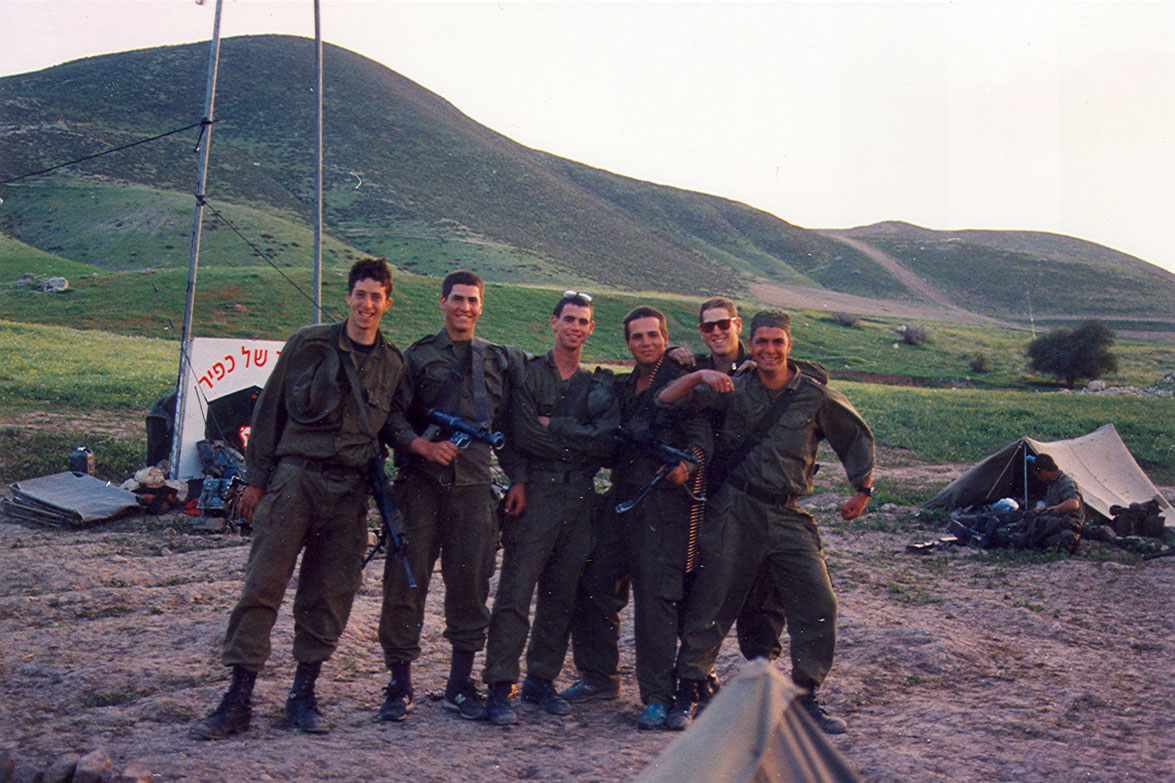 Advanced Basic Training in the Jordan Valley