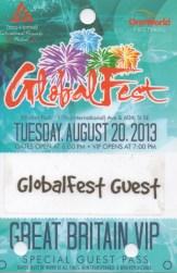 Globalfest 2013