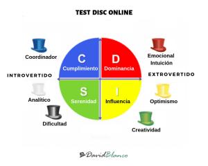 Test DISC Online