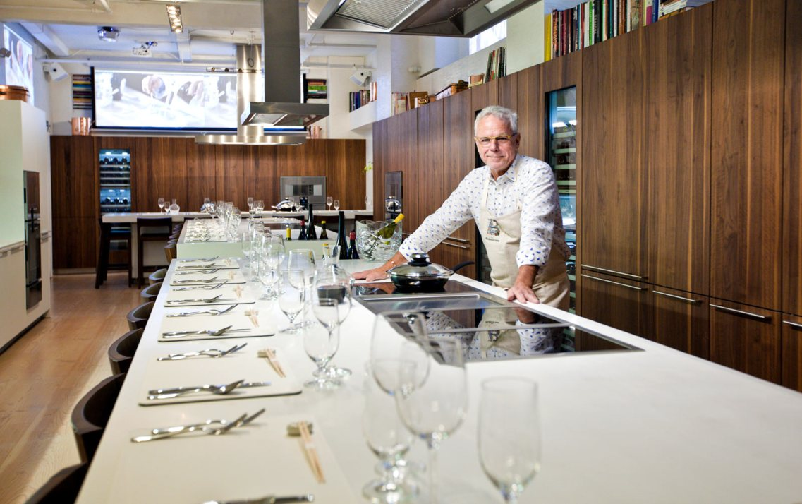 David Bouley in Bouley at Home