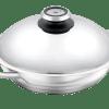 paella and rice pan