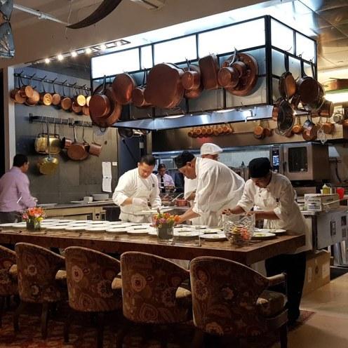Bouley Test Kitchen 31 West 21st Street, Flatiron, NYC