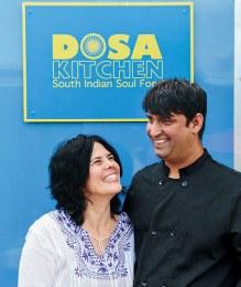 Dosa Kitchen Nash & Leda