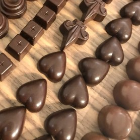 bespoke chocolates by Sarah Bouley