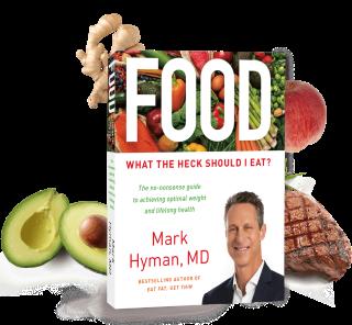 Dr. Mark Hyman's Book, FOOD