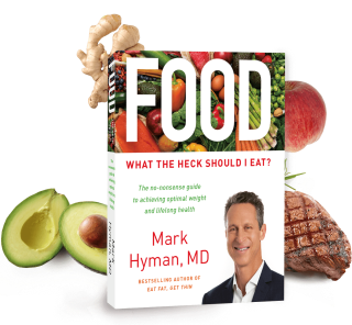 Dr. Mark Hyman's Book, FOOD