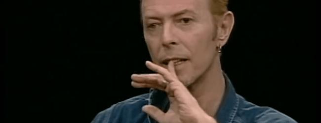 David Bowie and Julian Schnabel talk 'Basquiat'
