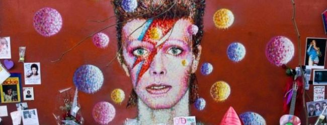 David Bowie Musical Walking Tour in London launches on Jan 8th, win launch tickets!