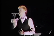 David Bowie – Word On A Wing – Vancouver 1976 (remastered)