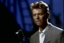 David Bowie – Don't Let Me Down & Down – HD Remaster