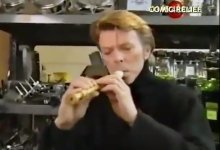 David Bowie's Requiem for a Laughing Gnome (Comic Relief, 1999)