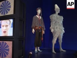 Video: David Bowie is…' exhibition makes last, and largest stop, at Brooklyn Museum