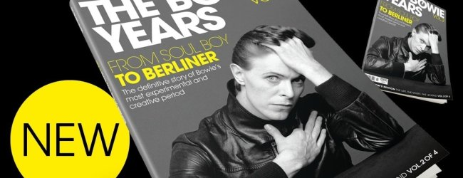 Competition! Win one of TEN copies of The Bowie Years Volume 2