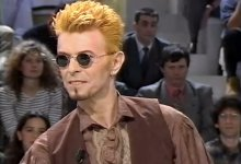 David Bowie – French TV Interview (17/2/97)