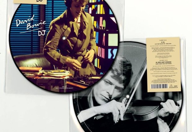 "David Bowie D.J. Limited Edition 40th Anniversary 7"" Picture Disc due 28th June!"