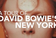 A Video Tour of David Bowie's New York