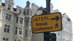 Exploiting video in the language classroom: IATEFL Harrogate