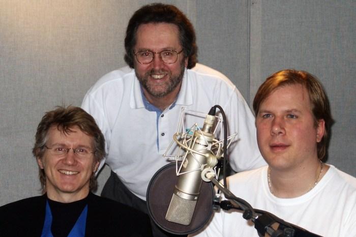 Rik Emmett, David Bray & Jeff Healy