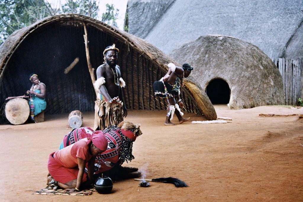 Zulu Bone Ritual