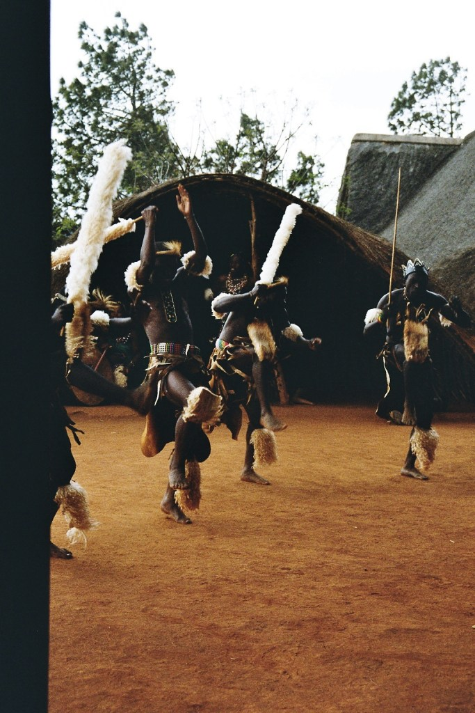 Zulu War Dance