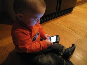 The Boy and the BlackBerry