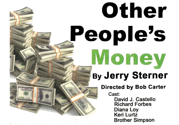 Other People's Money - David J Castello