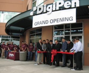 DigiPen Grand Opening