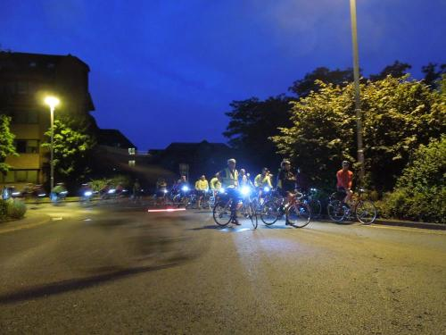 Friday Night Cycle to the Coast Felpham 022