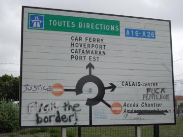 Calais Migrant Factgasm: Episode 1