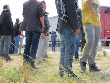 Advice for Media, Journalists & Film-makers in Calais