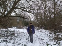 Walking Home for Christmas 020