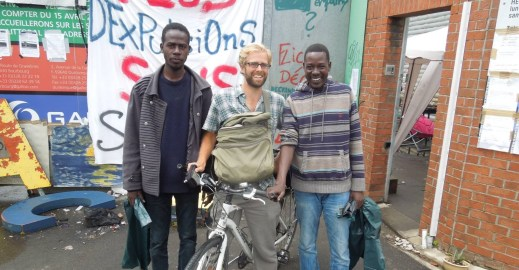 Cycling to(wards) Syria