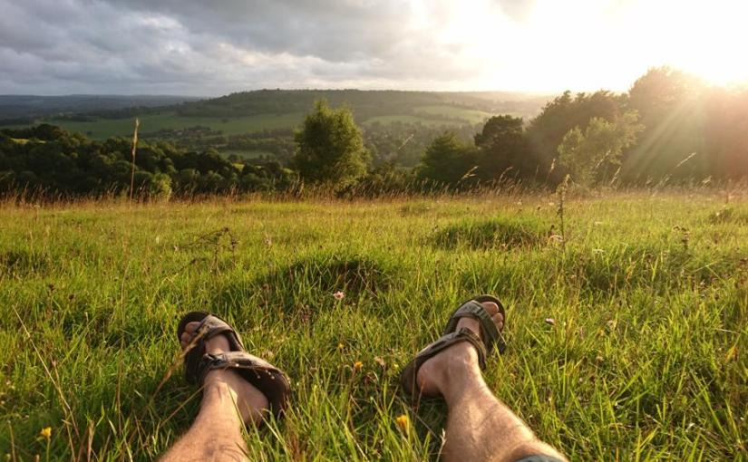 What are we waiting for? A Box Hill Microadventure