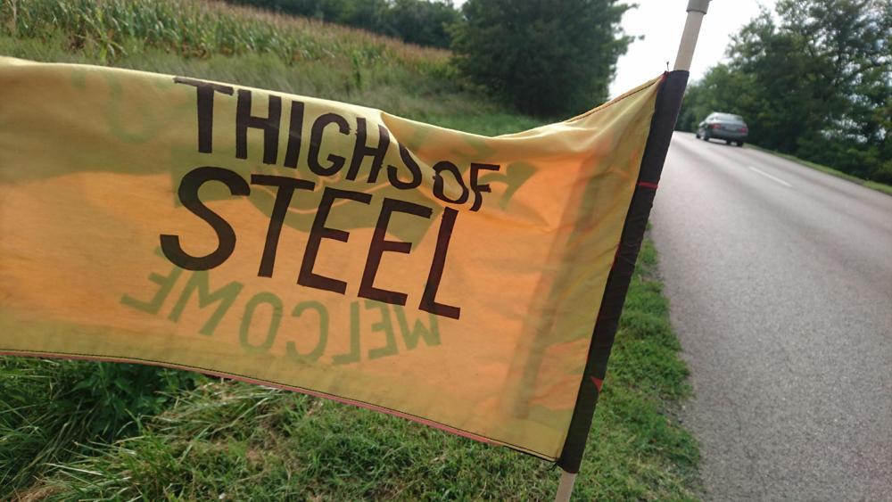 Thighs of Steel: Ljubljana to Sofia
