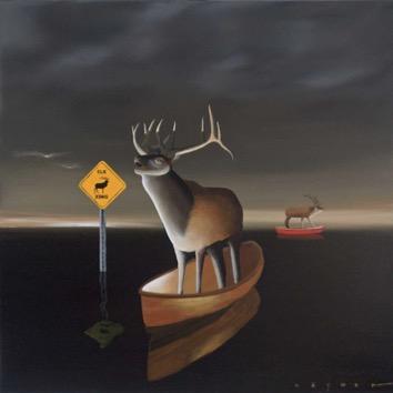robert-deyber-elk-crossing
