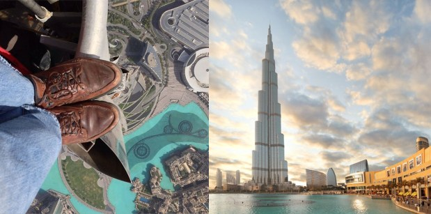 Burj Khalifa joe mcnally