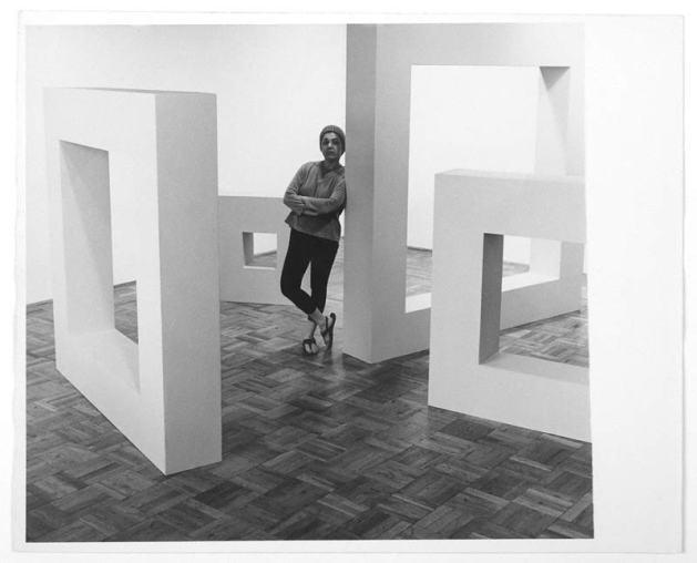 judy chicago minimalist sculpture