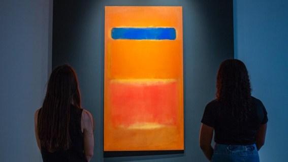 mark rothko abstract painting