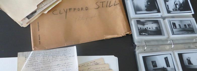 clyfford still research center