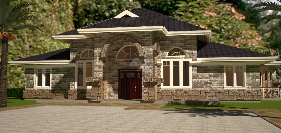 Arch designs house plans