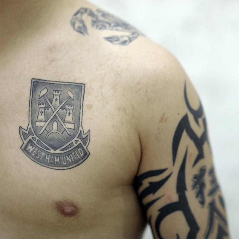 British Forces Tattoos