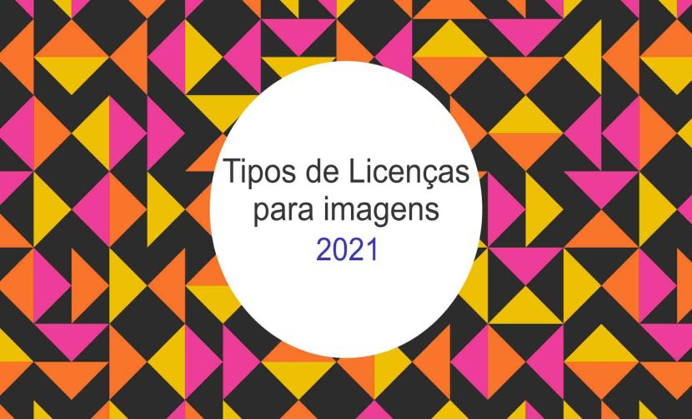 Tipos de Licenças para Imagens