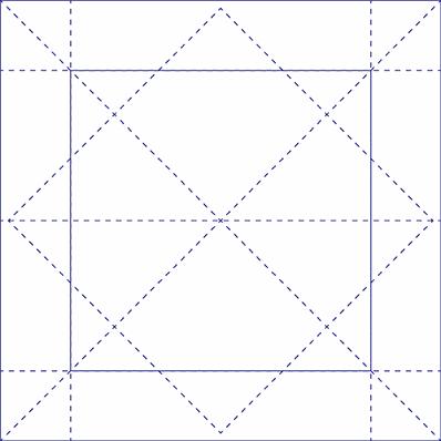 Arabesco Geométrico Linha Principal