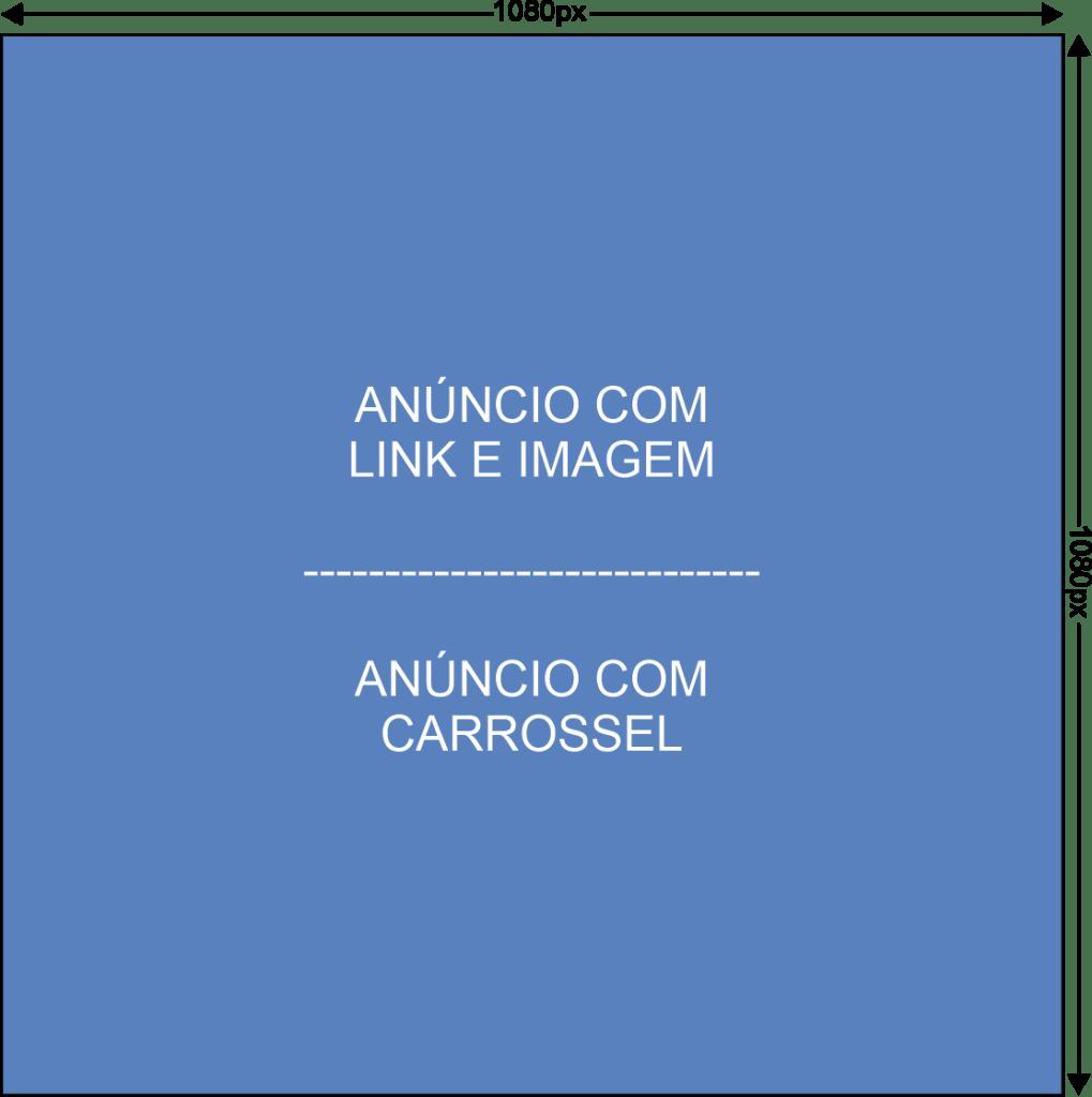 Facebook Anuncio Carrossel 1080x1080