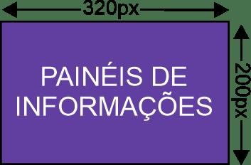 Twitch Painéis de Informações 320x200