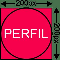 TikTok Perfil 200x200
